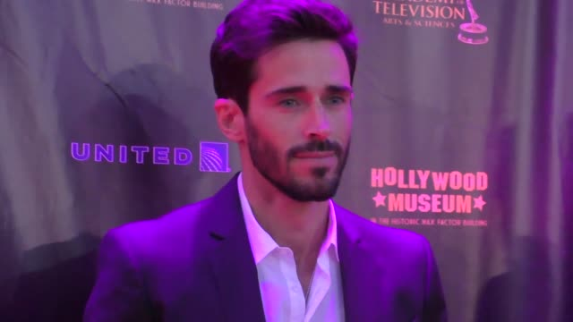 Brandon Beemer at the 2016 Daytime Emmy Awards Nominees Reception at The Hollywood Museum in Hollywood in Celebrity Sightings in Los Angeles