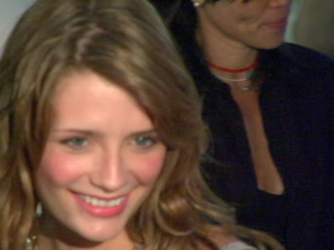Brandon Davis and Mischa Barton at the Prada Opens Beverly Hills Epicenter Arrivals at Rodeo Drive in Beverly Hills California