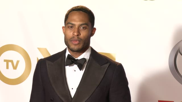 brandon p. bell at the 49th naacp image awards at pasadena civic auditorium on january 15, 2018 in pasadena, california. - pasadena civic auditorium stock videos & royalty-free footage