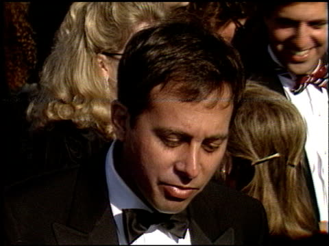 brandon tartikoff at the 1986 emmy awards at the pasadena civic auditorium in pasadena california on september 21 1986 - pasadena civic auditorium stock videos & royalty-free footage