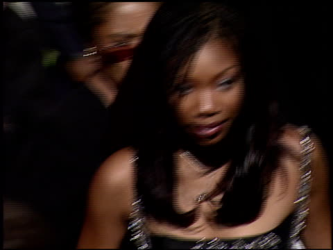 Brandy at the 1999 Emmy Awards at the Shrine Auditorium in Los Angeles California on September 12 1999