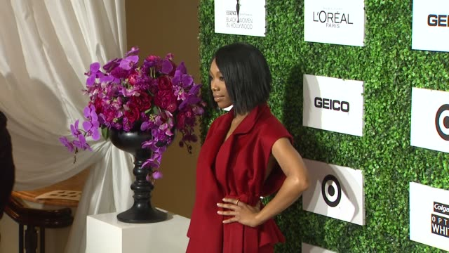 brandy norwood at the 7th annual essence black women in hollywood luncheon at beverly hills hotel on february 27, 2014 in beverly hills, california. - beverly hills hotel stock videos & royalty-free footage