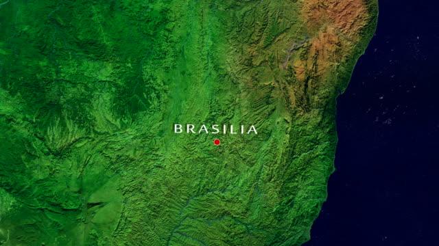 Brasilia 4K Zoom In