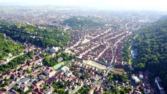 Brasov - landscape view