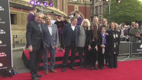 brassed off live - special film screening / q&a on may 09, 2017 in london, england. - stephen tompkinson stock videos & royalty-free footage