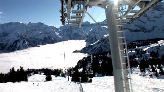 Braunwald Canton Glarus, Schweiz
