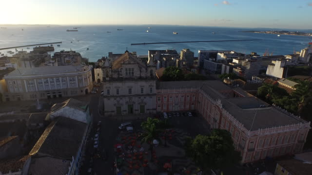 brazil drone footage - bahia state stock videos & royalty-free footage