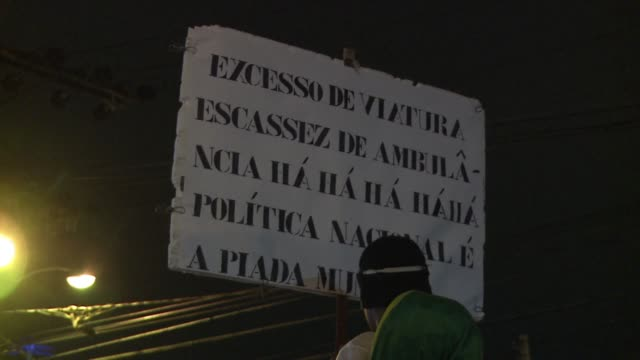 Brazil faces renewed protests and strikes as bus drivers continue their walkout in Sao Paulos suburbs and Rio de Janeiro braces for demonstrations 20...