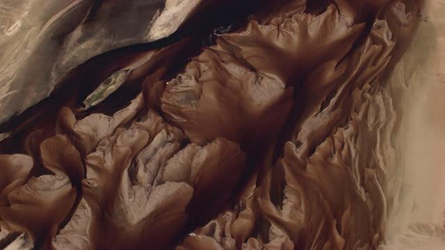brazil, lençois maranhenses: rio negro delta - landscape scenery stock videos & royalty-free footage