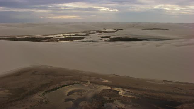 Brazil, Lençois Maranhenses: Rivers between dunes