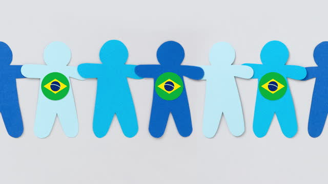 vídeos de stock, filmes e b-roll de meninos brasileiros - animation moving image