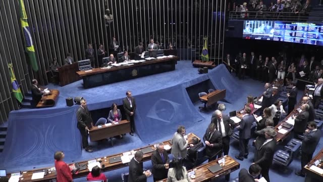 Brazilian Congress debates a bill that could jeopardize Uber and other transport services via app's future in the Latin American giant