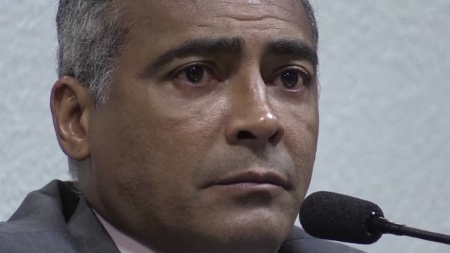 Brazilian former international star turned senator Romario said Wednesday he wants to run for the presidency of the country's corruption tainted...