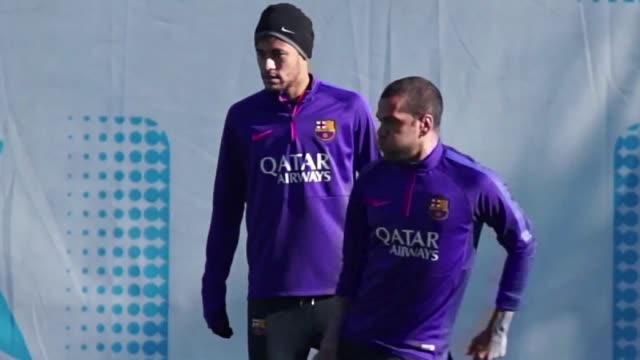 brazilian forward neymar hopes to make an impression thursday against france having missed his club barcelona's opening campaign of the season after... - contracting stock videos & royalty-free footage