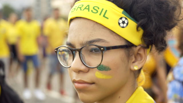 brazilian girl - brazil stock videos & royalty-free footage
