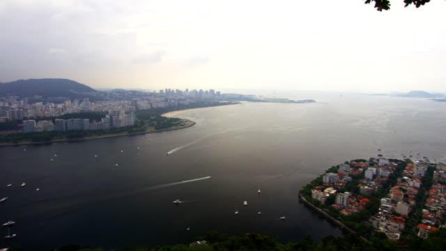 Brazilian overlook Rio De Janeiro SHOT ON RED EPIC