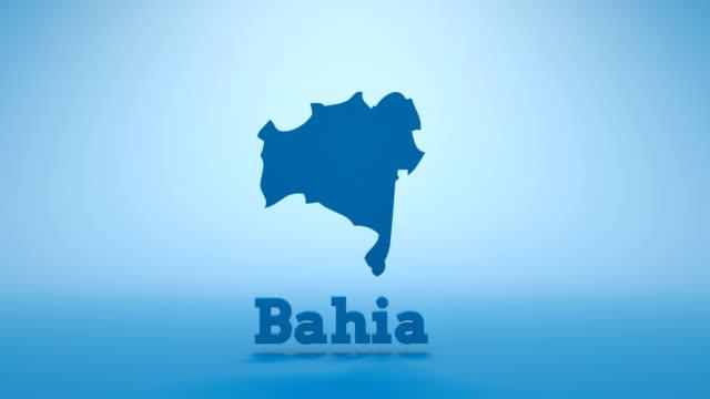 brazilian state of bahia - bahia state stock videos & royalty-free footage