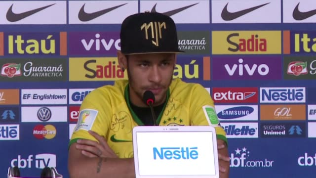 Brazilian superstar Neymar broke down in tears as he relived the challenge which broke a vertebrae in his back and left him fearing he would be...