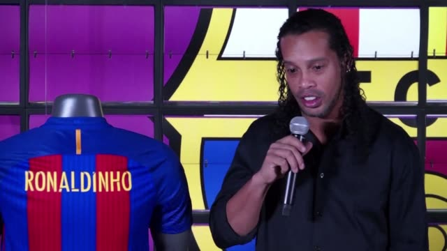 Brazilian World Cup winner Ronaldinho has formally confirmed his retirement from football more than two years since his last appearance as a...