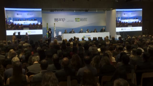 brazil's auction of drilling rights to four deep sea oil fields raises a disappointing $17 billion well short of expectations for the highly... - albuquerque new mexico stock videos & royalty-free footage