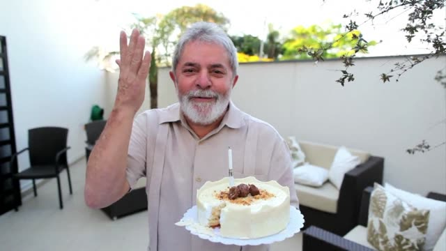 brazil's expresident luiz inacio lula was hospitalized monday to begin chemotherapy treatment for larynx cancer with his doctors assuring that the... - larynx stock videos & royalty-free footage