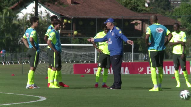 Brazils football confederation will not renew national coach Luiz Felipe Scolaris contract local media reported early Monday just hours after Germany...