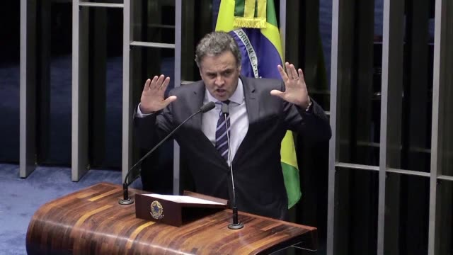 Brazil's prosecutor general asked for authority on Thursday to arrest President Michel Temer's key ally Senator Aecio Neves from the opposition PSDB...