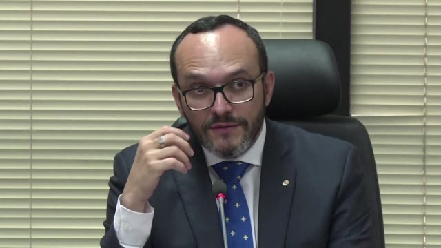 brazil's public prosecutor is preparing packages of evidence and testimony on corruption related to the petrobras and odebrecht bribe schemes with... - prosecutor stock videos & royalty-free footage