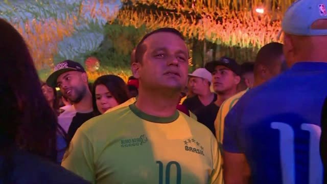 brazils world cup dream was smashed into oblivion as majestic germany ran riot to win an extraordinary semi final 7-1 and send the south american... - semifinal round stock videos & royalty-free footage