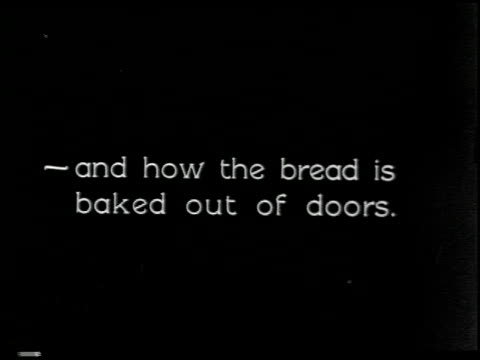 bread: 'the staff of life' - 14 of 15 - see other clips from this shoot 2321 stock videos & royalty-free footage