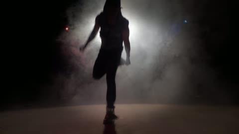 break dance - motljus bildbanksvideor och videomaterial från bakom kulisserna