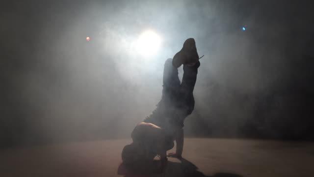 break dance - modern dancing stock videos & royalty-free footage