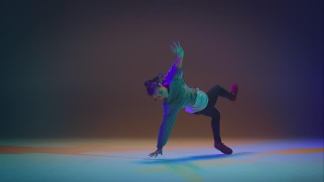 Breakdancen Frau