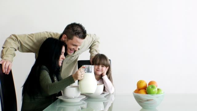 Frühstück für Familien