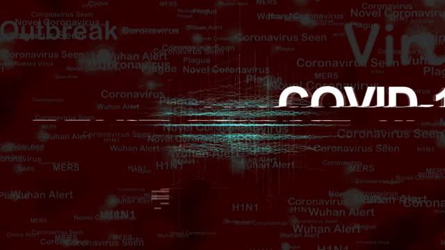 breaking news, coronavirus war - broken stock videos & royalty-free footage