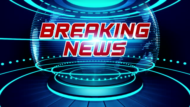 breaking news interlude - report stock videos & royalty-free footage