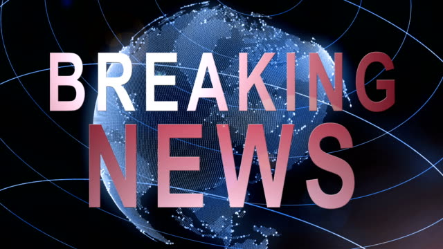 breaking news - breaking news stock videos and b-roll footage