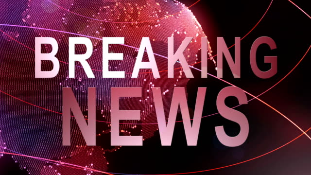 breaking news - breaking stock videos & royalty-free footage