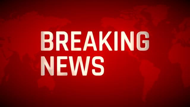 breaking news - breaking news stock videos & royalty-free footage