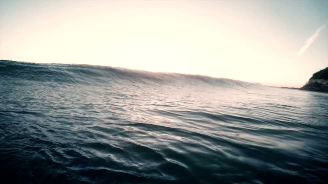 breaking wave - camcorder stock videos & royalty-free footage