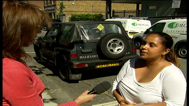 breastfeeding mother receives parking ticket cars parked on roadside natalie armstrong interview sot pay and display ticketreporter to camera suzuki... - parking ticket stock videos & royalty-free footage