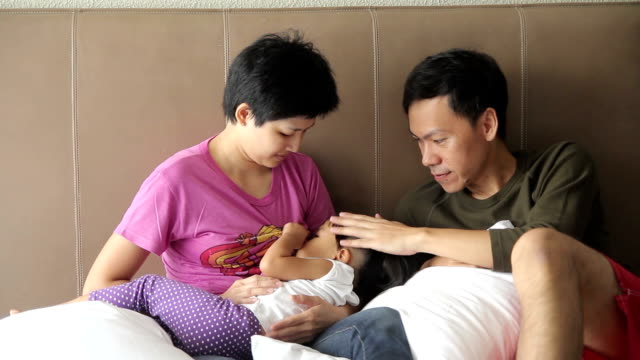 hd : breastfeeding - breastfeeding stock videos & royalty-free footage