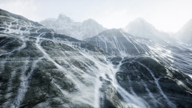 Breathtaking view on Northern landscape