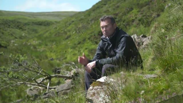 Inquest ruling blames army WALES Brecon Beacons EXT Reporter to camera