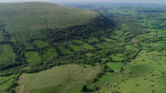 brecon beacons national park, wales - typisch walisisch stock-videos und b-roll-filmmaterial
