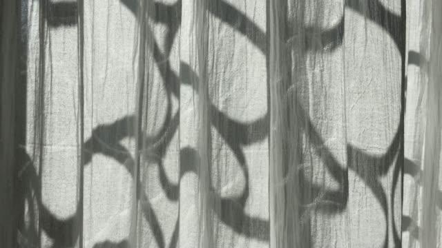 stockvideo's en b-roll-footage met luchtig venster - gordijn