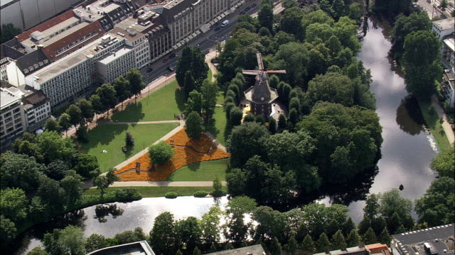 Bremen  - Aerial View - Bremen,  Germany