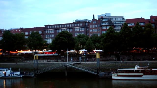 Bremen bei Nacht, Deutschland