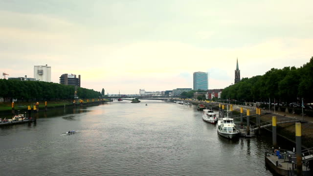 Bremen die Skyline