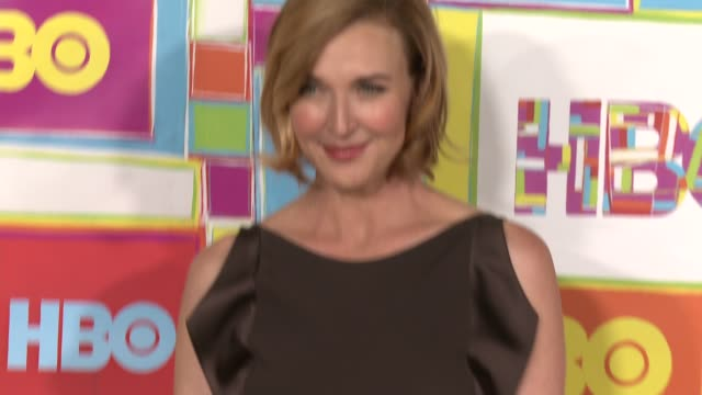vídeos y material grabado en eventos de stock de brenda strong at hbo's official 2014 emmy after party at the plaza at the pacific design center on august 25 2014 in los angeles california - premios emmy